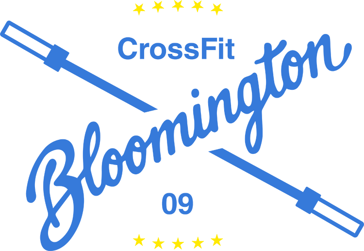 CrossFit Bloomington Logo