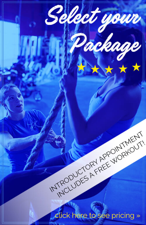 CrossFit Bloomington - Indiana Personal Training - Select Your Package