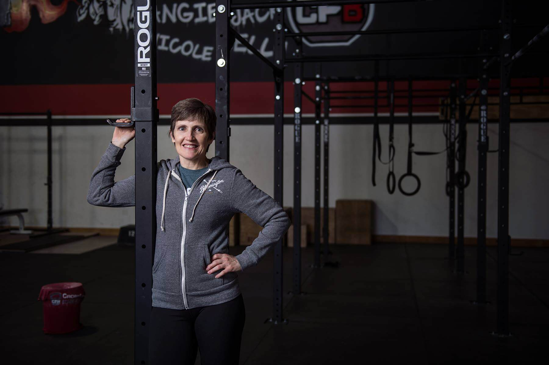 CrossFit Testimonial - Shelley Hahn
