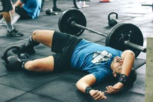 CrossFit Bloomington - Autymn's Ups - Give it a rest!