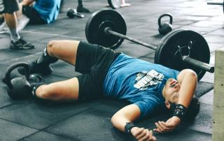 CrossFit Bloomington - Autymn's Ups - Give it a rest!