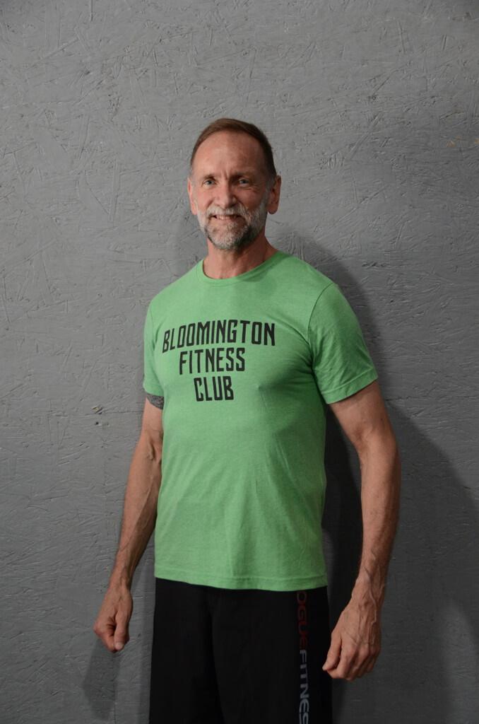 CrossFit Bloomington - Personal Training in Bloomington, IN - Trainers - Eric Metzler