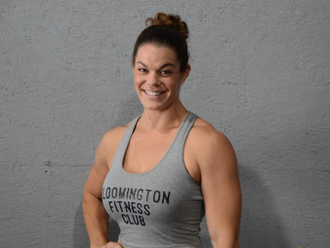 Coach Katelyn Perera