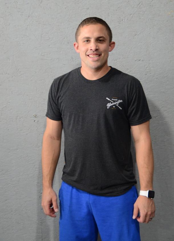 Trainer Quentin Speight